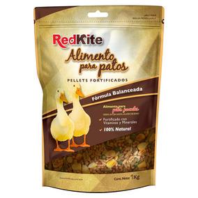 Alimento Para Pato Juvenil Red Kite 12 Kgs
