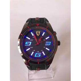 Reloj Ferrari Negro