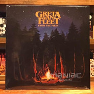 Greta Van Fleet From The Fires Edicion Vinilo