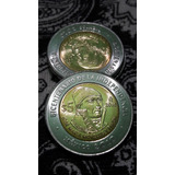 Moneda 5 Pesos Jose Maria Morelos Y Pavon Nueva Sin Circular