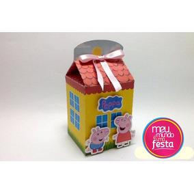 Kit 40 Un. Festa Peppa Pig Promoção