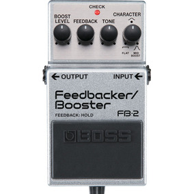 Pedal Boss Fb2 Feedbacker Boster Fb 2