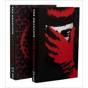 Libro Absolute V For Vendetta V De Venganza De Coleccion *sk