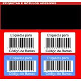 Sistema Para Impressão De Etiquetas E Códigos De Barras