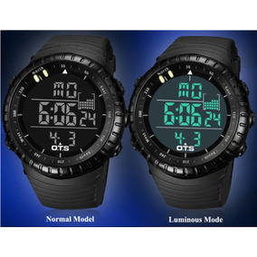 Reloj Deportivo Digital Ots, Espectacular --envio Gratis--