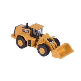 Toy State Caterpillar Metal Machines 980k Wheel Loader Dieca
