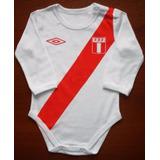 Camiseta Body Peru Para Bebes