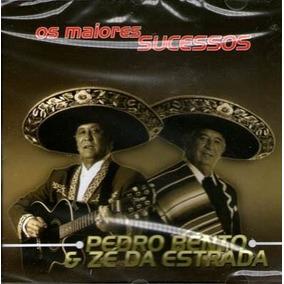 Pedro Bento E Zè Da Estrada-os Maiores Sucessos-cd Original