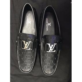 Sapato Mocassim Louis Vuitton Masculino - Pronta Entrega