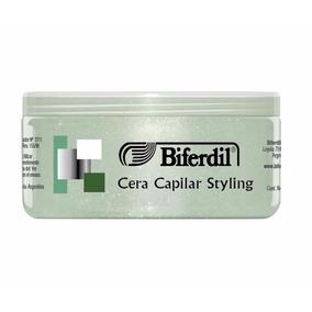 Biferdil Cera Efecto Humedo Styling X 95g