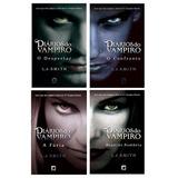 Kit Livros - Coleção Diários Do Vampiro (4 Livros) #