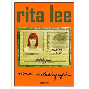 Rita Lee Livro Biografia Rita Lee Frete Gratis