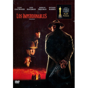 Dvd Los Imperdonables ( Unforgiven ) 1992 - Clint Eastwood /