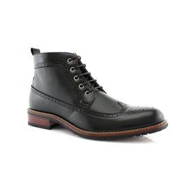 Botas Oxford Bostoniano Zapatos Botin Elegante Casual