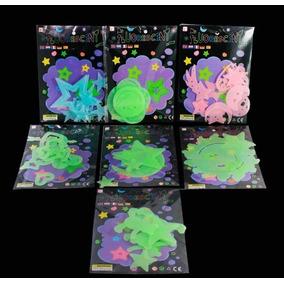 El333 50 Kits Figuras Fluorescentes Juguete Piñata Fiesta