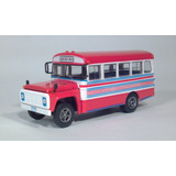 1/72 Bus Ford International Bolivia Buses Camion Auto Tanque