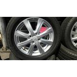 Rines Y Llantas Toyota Yaris - Envio Gratis Df