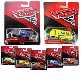 Autos Cars3 Disney Pixar Originales Mattel - Metal.