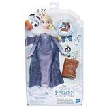 Muñeca Elsa Olaf´s Frozen Adventure Mis Chiches Córdoba