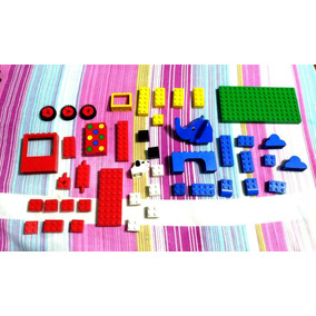Lote 45 Peças Originais Lego Para Montar