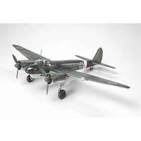 Tamiya - Kit Avião Escala 1:72 Ju88 C-6 Heavy Fighter