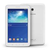 Samsung Galaxy Tab E, 3g, Pantalla 7 , Blanca Y Negra
