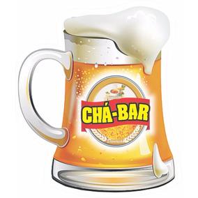 Convite Chá Bar Caneca (com 10 Unidades)