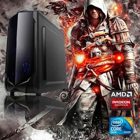 Pc Gamer Radeon 6770 Core 2 Quad 2.33ghz Barato Frete Gratis