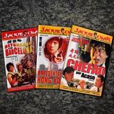 Coleção Do Jackie Chan 3 Dvds (lote 1)