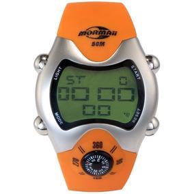 Relógio Mormaii 1324aa 8p Bússola - Relógios no Mercado Livre Brasil f1a31e4ebc