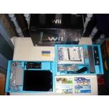 Nintendo Wii Sport Resort Con Todos Sus Accesorios+juegos!!