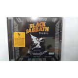 Black Sabbath The End 2cds Importado