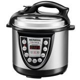 Panela De Pressão Elétrica Mondial Pratic Cook 3l 220v Pe-25