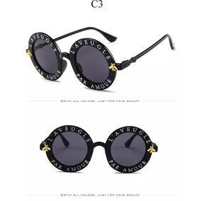 7f002ed01f55c Oculos Gucci Girl Inspired Preto - Óculos no Mercado Livre Brasil
