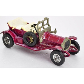 Belo Carrinho Em Miniatura Modelo 1909. Matchbox -