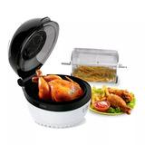 Horno Health Fryer Digital 7 En 1 Para Cocinar Sin Aceite