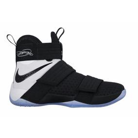Zapatillas Nike Lebron Soldier Basquet Nuevas Originales