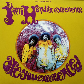 Jimi Hendrix Are You Experienced Vinilo Lp Imp Usa Nuev