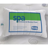 Almohada Memory Foam Simmons Spa