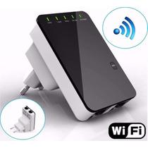Repetidor E Expansor De Sinal Wi-fi Wireless N Amplificador