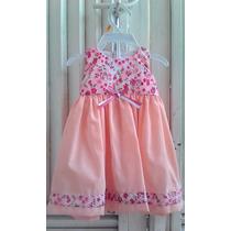 Vestidos Para Niñas Tallas 4 Meses, 6 Meses, 3 Años