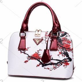 Bolsa Floral Importada Linda A Pronta Entrega Hand´s Bag