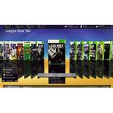 Xbox 360 Cyber 65 Juegos 500gb