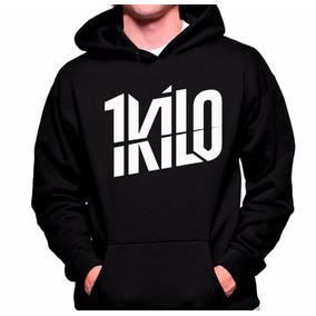 Moleton Rapper 1 Kilo Hiphop Casaco Blusa De Frio - Promoção