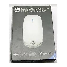 Mouse Ratón Inalámbrico Bluetooth Hp Z6000 Nuevo De Caja