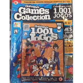 Revista Games Collection 1001 Jogos Ano1 #10 Pc Digerati