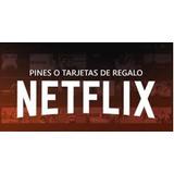 Card Itunes Netflix 2 Mes/ Tarjeta Regalo Code + Obsequio