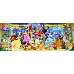 15109 Ravensburger Foto Familiar Disney Panoramico 1000 Pzas