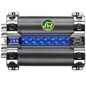 Capacitor Boss 18 Faradios Digital Potencias Grandes Cap18