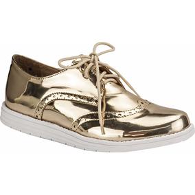Tenis Sapato Oxford Feminino